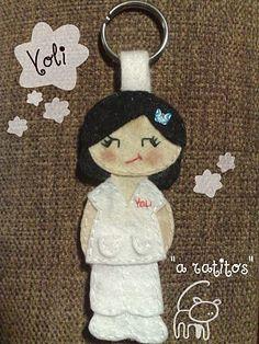 Enfermera Yoli