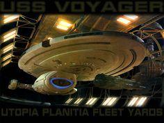 Star Trek Voyager!