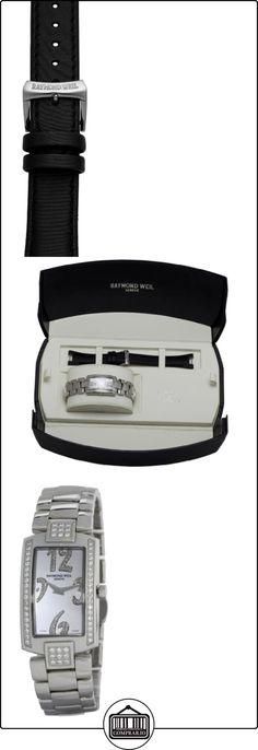 Raymond Weil Watches Shine 1800-ST2-05383 - Reloj analógico de cuarzo para mujer, correa de acero inoxidable multicolor  ✿ Relojes para mujer - (Lujo) ✿