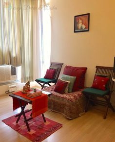 Home interior Design Videos Bedroom Mirror - Small Home interior Design Stairs - - - Indian Home interior Living Rooms - Indian Bedroom Decor, Ethnic Home Decor, Indian Home Decor, Indian Room, Boho Decor, Home Decor Furniture, Diy Home Decor, Indian Home Interior, Indian Homes