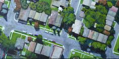 'A Hamilton Perspective' by Diane Beatty- Waring  Bus Stop - October 4, 2013 at The Pearl Company