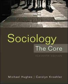 You will buy official exam instructor test bank for essentials of sociology the core fandeluxe Image collections