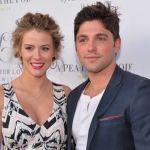 Daytime Soap News: Robert Adamson and Linsey Godfrey Split – YR's Noah and BB's Caroline No Longer A Couple