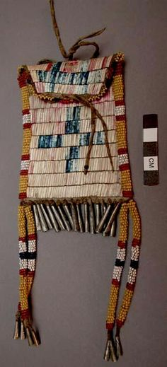 Sioux bag, Peabody Harvard  ac