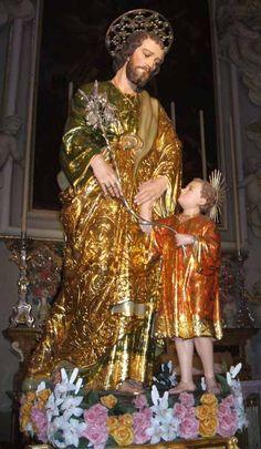 San José, amigo del Corazón de Jesús