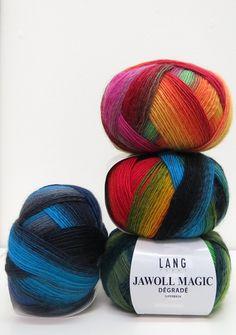 lang lang yarns 75 scheerwol 25 polyamide 100gr ca 400m - Laine Lang Mille Colori Baby