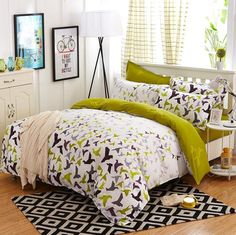 23 Variants Polyester Cozy Bedding Set