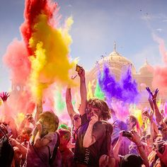 Flying colors! Is it not awesome?!