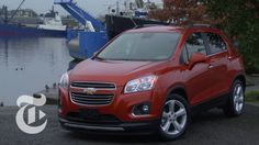 The New York Times: 2015 Chevrolet Trax   Driven: Car Review