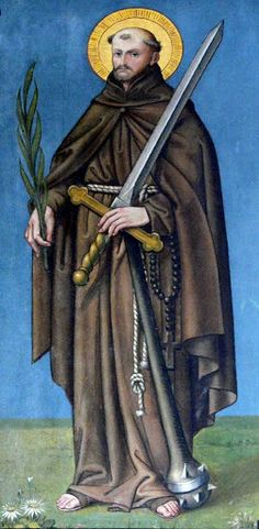 April 24.--ST. FIDELIS OF SIGMARINGEN. (butlers 1894 saint of the day)