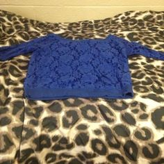 Charlotte Russe top so cute Perfect for summer Charlotte Russe Tops