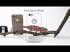 Kameleon Kloak: The First Chameleon-Powered iPhone 6 Case - YouTube