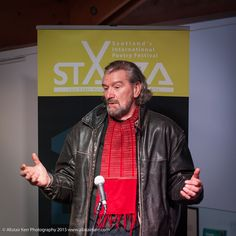 Clive Russell, St Andrews, Poetry, Product Launch, Celebs, Celebrities, Poetry Books, Celebrity, Poem