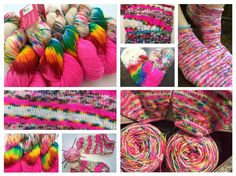 One of my all time faves-Party Like It's 6/26/15! is back in stock. Happiest yarn in town!! #knittersofinstagram #yarn #yarnporn #yarnaddict #Knitstagram #knitaholic #instaknit #knitaddict #knithappy #indiedyer #indiedyedyarn #handdyedyarn #witchcandyyarn #sock #sockknitting #sockyarnaddict #addictedtosockknitting #operationsockdrawer #crochetersofinstagram #crochet #dyedyarn #sockyarn by witchcandyyarn