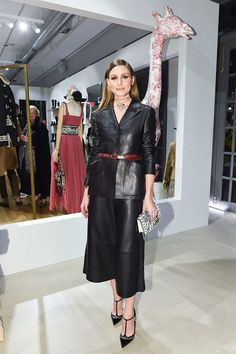 a78fc46f948 Olivia Palermo At The Dior Cruise 2019 Collection (THE OLIVIA PALERMO  LOOKBOOK)