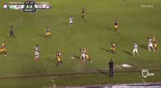 Filmato su water rain champions league splash slide tackle justin bilyeu #champions #championsleague