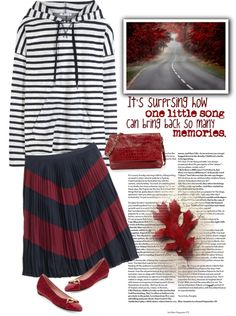 """""""It's surprising how one little song can bring back so many memories"""" by musicfriend1 on Polyvore"""