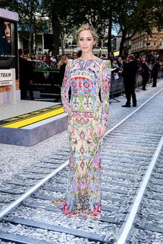 A day in the life of... Me: Obsessed with Emily Blunt's Premiere Look