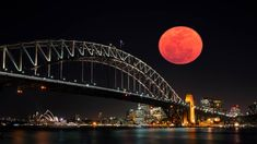 Where to see the super blue blood moon in Sydney