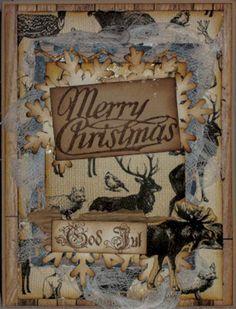 Renates jul - publisert i The Paper Crafting desember 2014: http://thepapercrafting.com/renates-jul/