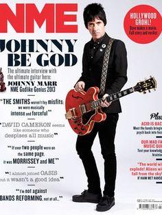 ジョニー・マー、四半世紀ぶりにザ・スミス「ヘヴン・ノウズ」を弾く