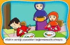 Endonezya asıllı bir sitede gördüğüm görselleri Türkçe'ye çevirdim. İnşallah faydalı olur. www.ebookanak.com Orjinal boyutta indir...