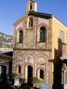 Chapelle St. Pierre, Villefranche Sur Mer, Cote D'Azur, France