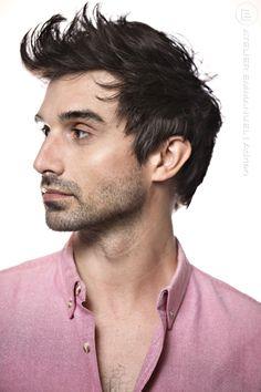 "Men's Hairstyles | ""2 Guys, 2 Cuts, 6 Styles"" —Adrien Flammier with Atelier Emmanuel Salon + Day Spa"