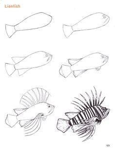 Teaching Art SBS Ocean Life On Pinterest How To Draw