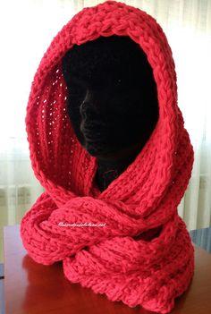capucha bufanda