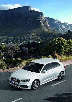 2012 Audi A3 S line
