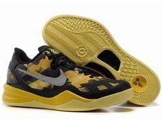 Nike Zoom Kobe 8 ELITE Series Shoes Black Sliver Yellow $57.52 #Nike Kobe 8 System Basketball Shoes#     http://www.nikeshoes.com/qJ9wL http://www.jerseysinsanity.com/nike-zoom-kobe-8-elite-series-shoes-black-sliver-yellow-p-15245.html