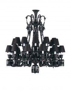 Philippe Starck Baccarat chandelier