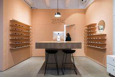 Eyewear Shop, Showroom Interior Design, Bratislava, Store Design, Architecture Design, Table, Furniture, Home Decor, Optician