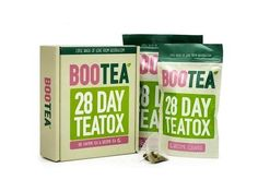 28 Days Detox Tea - Daytime & Bedtime Tea Burn Fat  #BOOTEA