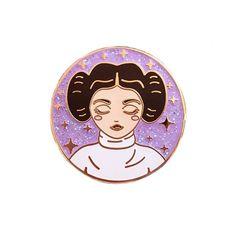 Leia - Enamel Pin