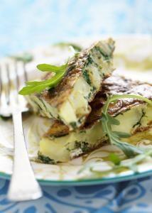 Seasons: Spanish tortilla with spinach recipe - The Boston Globe