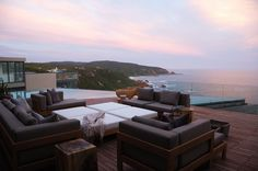 Large scale, contemporary holiday home - Pezula Estate, Knysna. By Architects Knysna, Outdoor Furniture Sets, Outdoor Decor, Outdoor Areas, Patio, Contemporary, Interior, Holiday, Architects