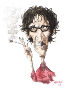 Charly Rock Argentino, Ian Curtis, Jennifer Beals, Rock Artists, Rock And Roll, Famous People, Cartoon, Face, Soda Stereo