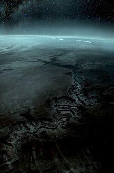 Maya's dead planet