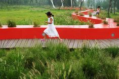 Gallery - Red Ribbon Park / Turenscape - 6