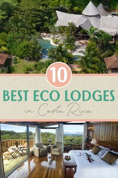 Enjoy sustainable travel at one of the world's best eco-tourism destinations: Costa Rica. These Costa Rican green hotels celebrate natural beauty, community, wildlife, and more. Discover the best eco-lodges in Monteverde, Tamarindo, Nosara, and across the country.#CostaRica #EcoTourism #EcoHotel #SustainableTravel #Monteverde #EcoLodge Hotel Punta, Travel Tips, Travel Destinations, Nosara, Monteverde, Sustainable Tourism, Costa Rica Travel, Tamarindo, Best Places To Travel
