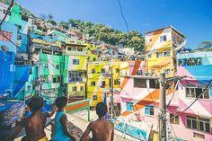 32 fotos que provam que o Rio é o lugar mais colorido do mundo