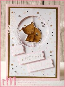 Spinnercards Zum 1 Kindergeburtstagskarten Geburtstagskarte