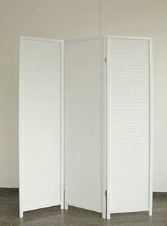 Paravent White Wood 3, dekorativer Holz Paravent weiß, Paravents by Cilios® Paravents by Cilios http://www.amazon.de/dp/B00FFZR0OO/ref=cm_sw_r_pi_dp_ZAzWwb1SQBX05