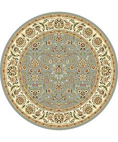 @Overstock.com - Lyndhurst Floral Motif Greyish Blue/ Ivory Rug (5' Round) - Revitalize the look of your favorite room with this elegant Oriental area rug. Featuring a polypropylene construction, it offers a durable comfort. The rug's beautiful vine motif and subtle color scheme is sure to complement your decor nicely.   http://www.overstock.com/Home-Garden/Lyndhurst-Floral-Motif-Greyish-Blue-Ivory-Rug-5-Round/2244672/product.html?CID=214117 $76.49