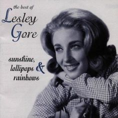 Lesley Gore Vinyl Record LP Cover Art