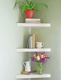 If You Have Small Decor Items Youu0027d Like To Display But Donu0027t Know Where To  Put Them, Then You Should Try This DIY Shelving Project.