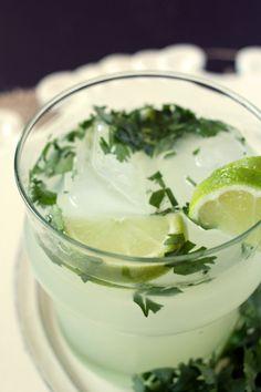 Lime Vodka Cocktails