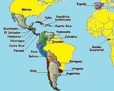 Hispanic countries spanish grammar book enrique yepes bowdoin fotos para el 12 de octubre buscar con google gumiabroncs Choice Image